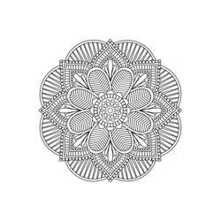 Mandala / Sacred Geometry Art-01