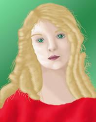 Beth Van Hindr Vampire