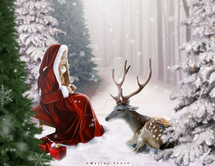 Merry Christmas by Wesley-Souza