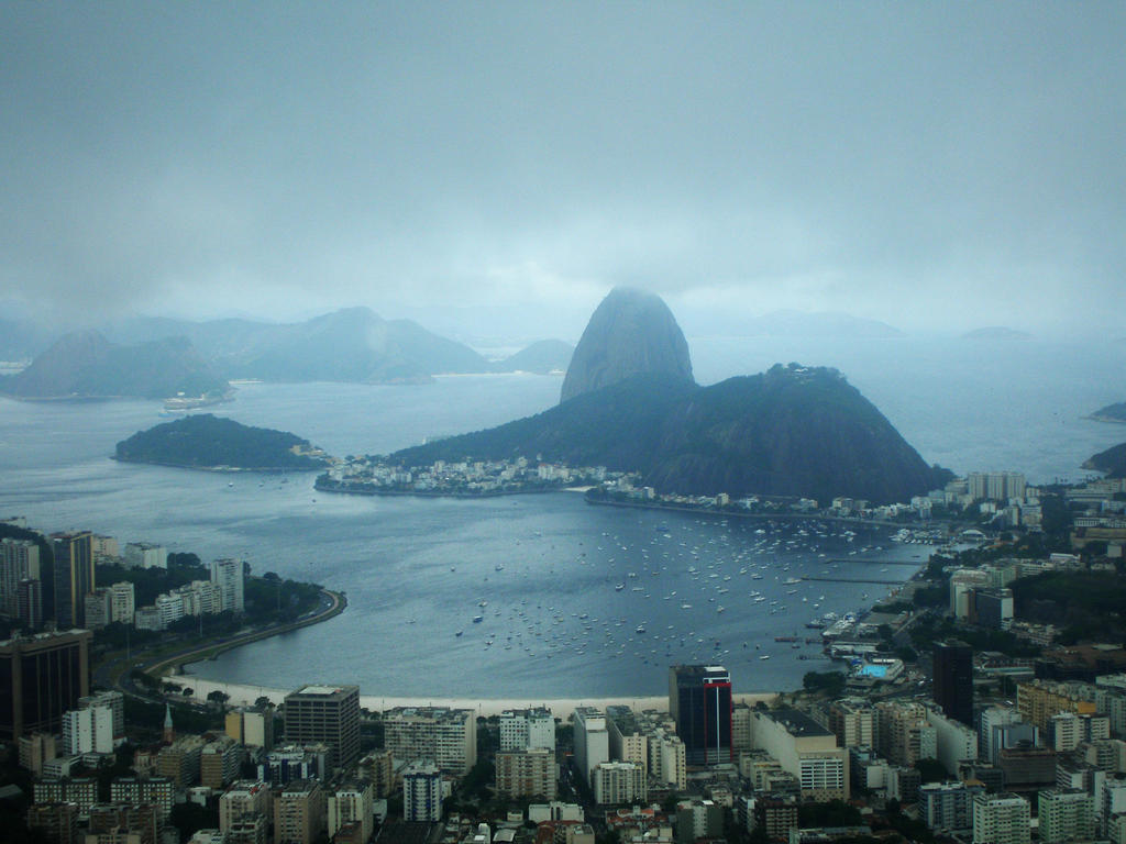 Rio de Janeiro by Wesley-Souza