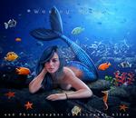Mermaid -commission