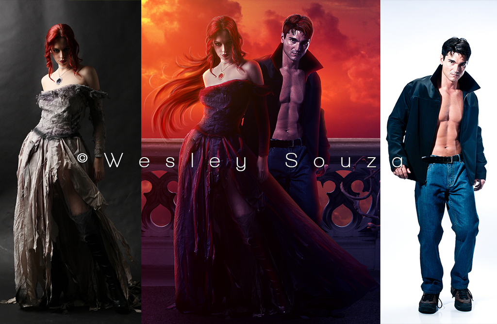Lovers Revenge - before and after by Wesley-Souza