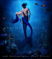 The Love of Mermaids by Wesley-Souza