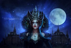 Queen by Wesley-Souza