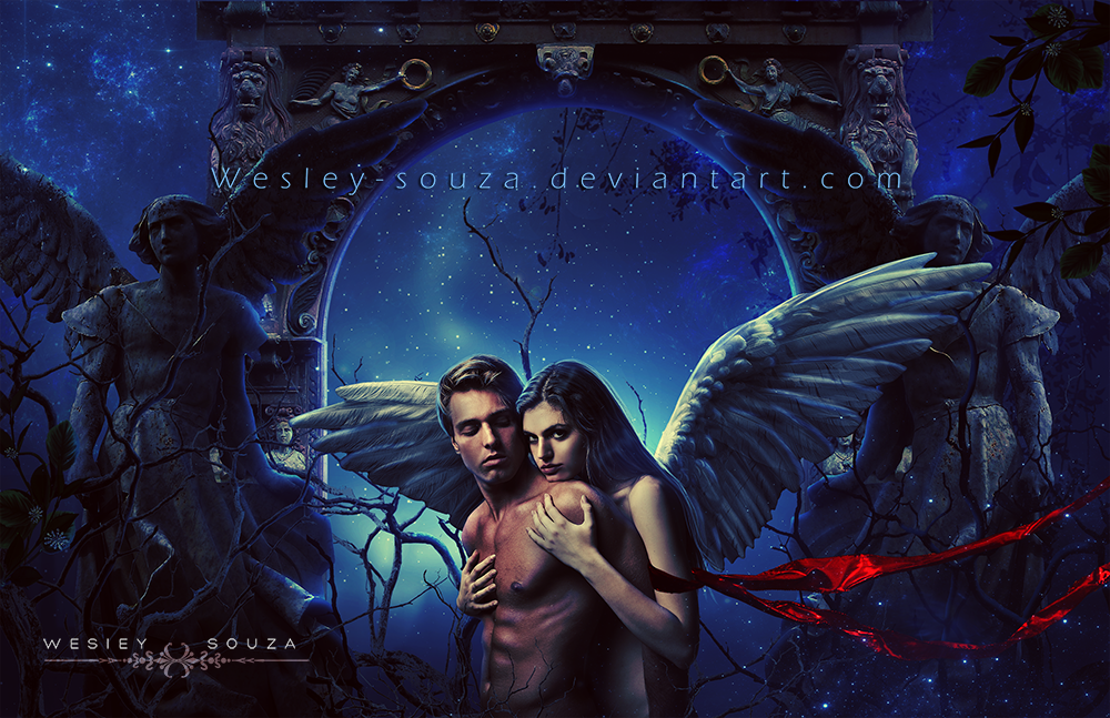 My Angel by Wesley-Souza
