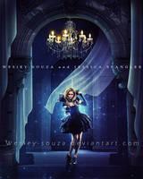 Mystic Queen by Wesley-Souza