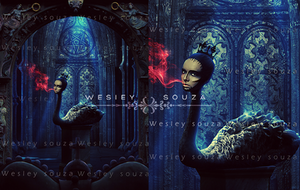 Black Swan by Wesley-Souza