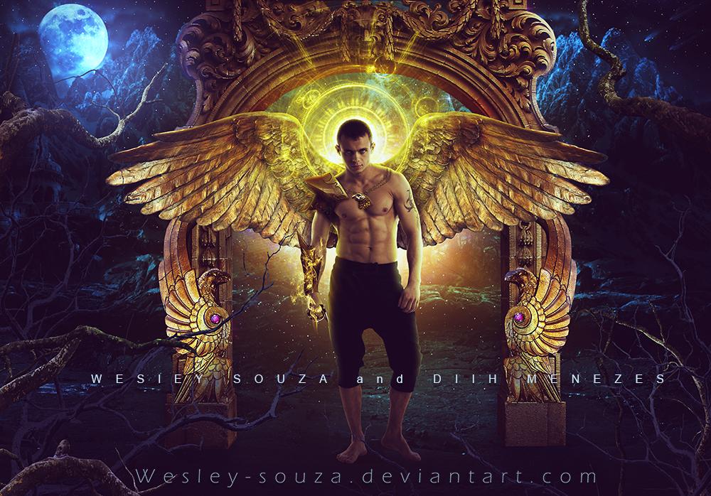 God of heaven by Wesley-Souza