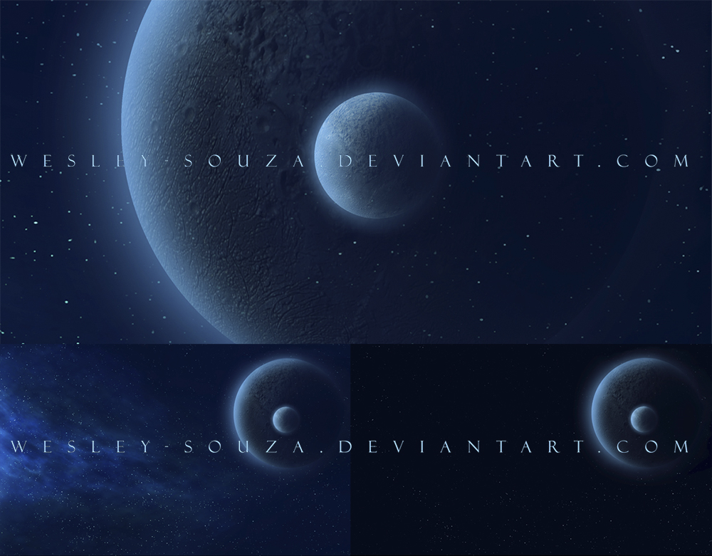 Space Premade Backgrounds