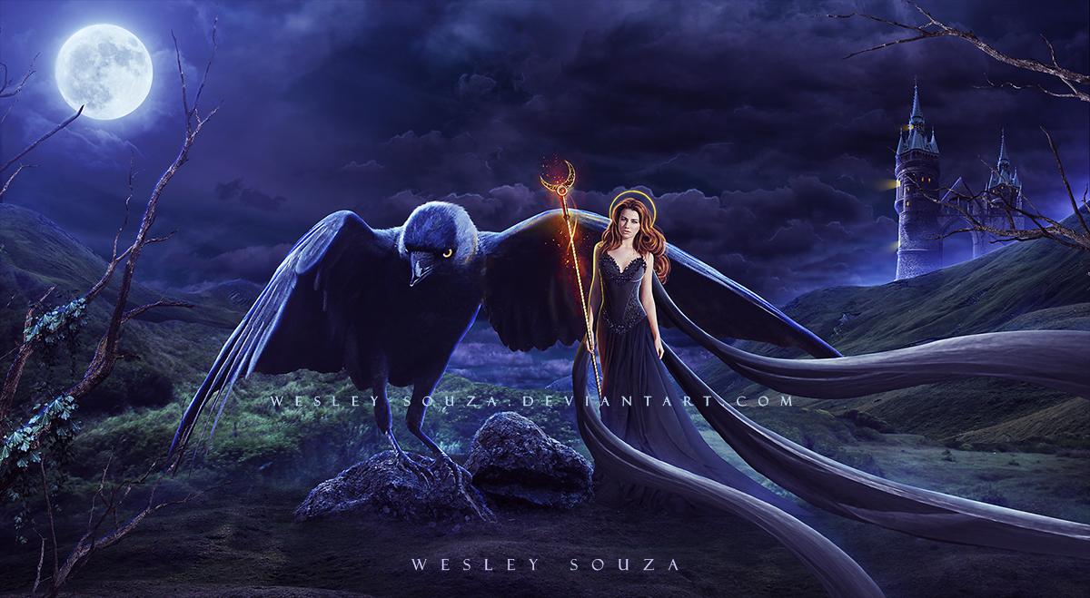 Karin Stark by Wesley-Souza