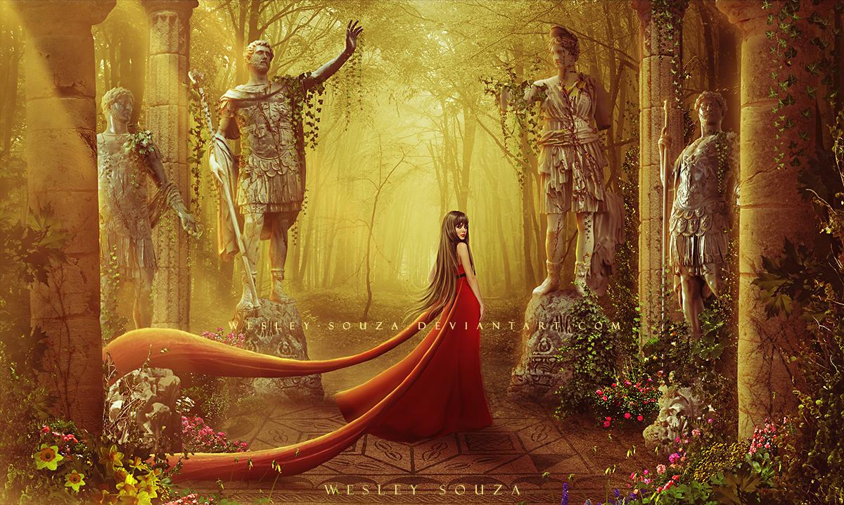 My Ancestors by Wesley-Souza
