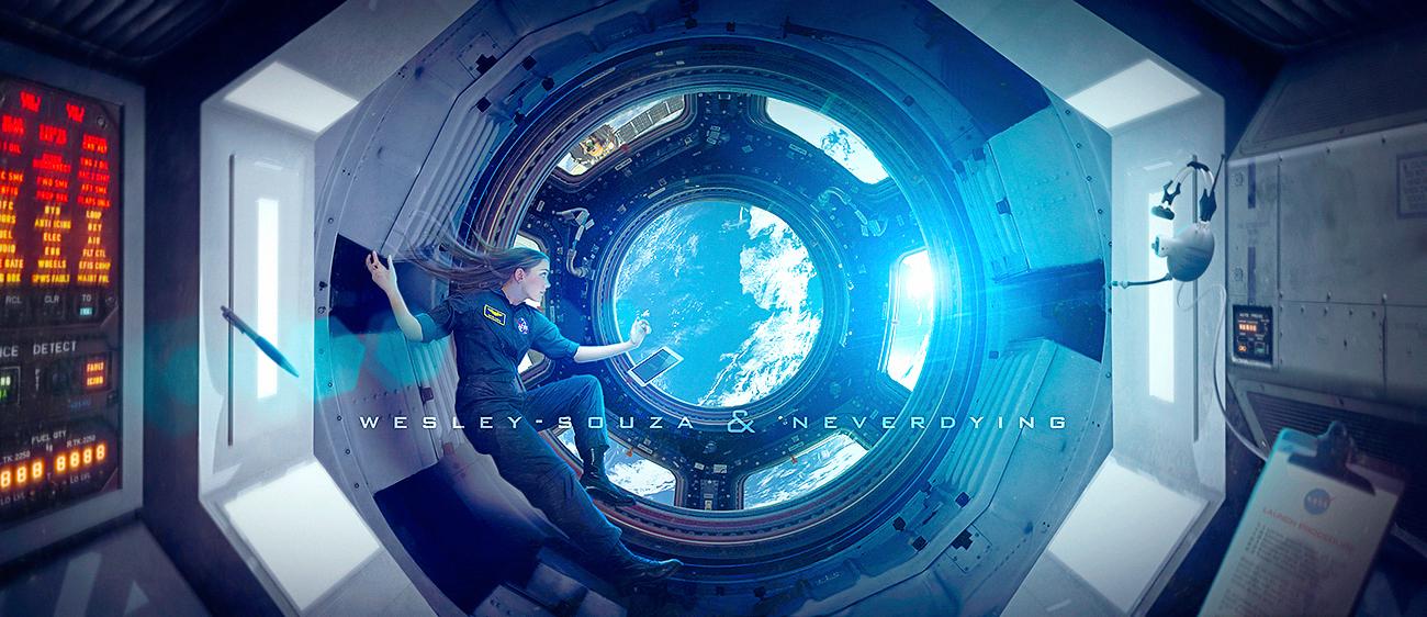 Zero Gravity by Wesley-Souza