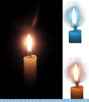 Candle Stock by Wesley-Souza