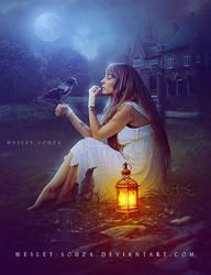Noite Serena - (Simple Manip) by Wesley-Souza