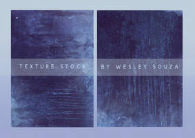Blue Texture Stock by Wesley-Souza