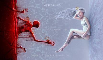 Fantasmas e Sofrimento by Wesley-Souza