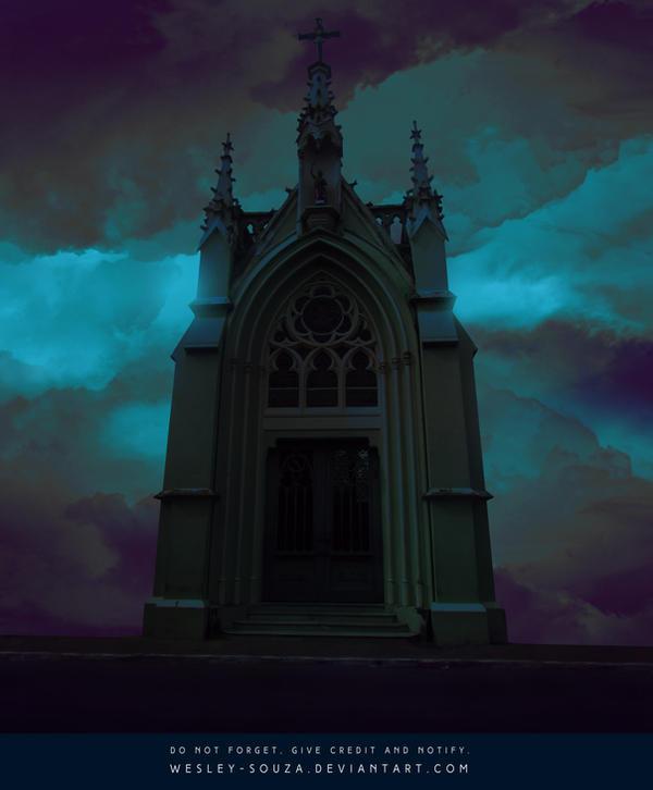 Haunted by Wesley-Souza