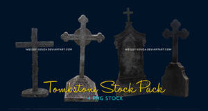 Tombstone Stock Pack