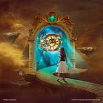 Secret Sphere - The Nature Of Time CD COVER