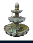 Fountain stock png
