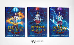 Demigods Academy - Book serie