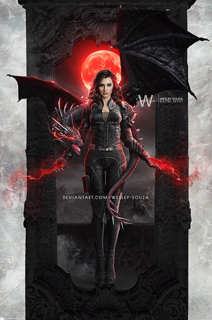 Dragon by Wesley-Souza