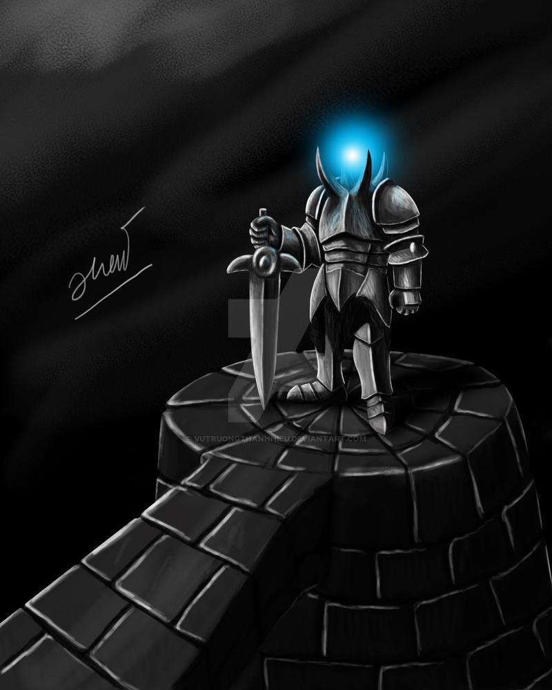Knight Light by VuTruongThanhHieu