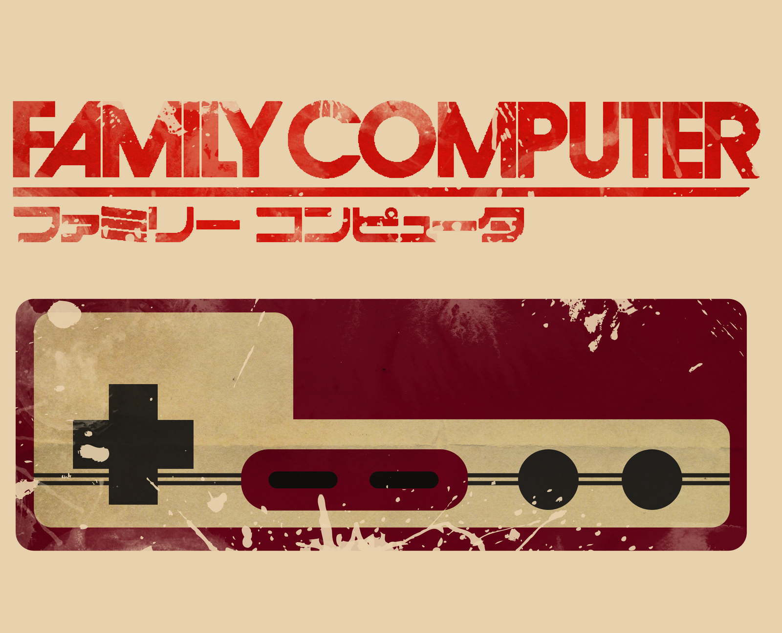 Famicom by tjhiphop on DeviantArt