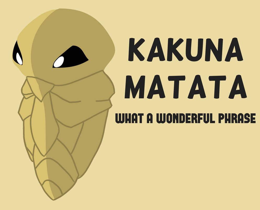 Kakuna Matata by tjhiphop