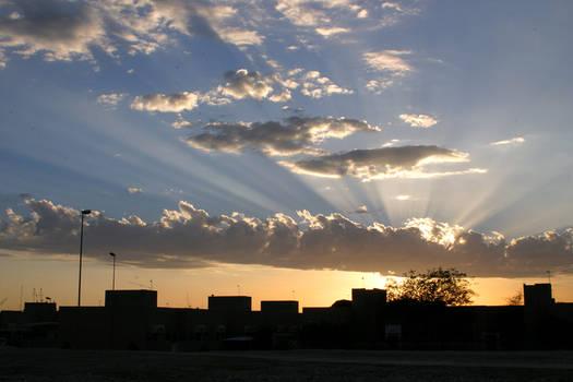 Sunrise in the Kingdom