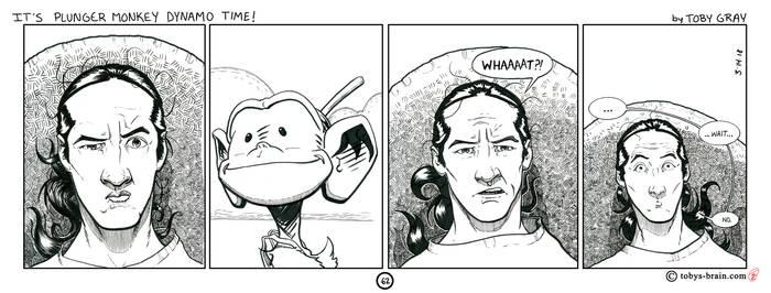 It's Plunger Monkey Dynamo Time! #62