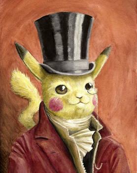 A Distinguished Pokeman