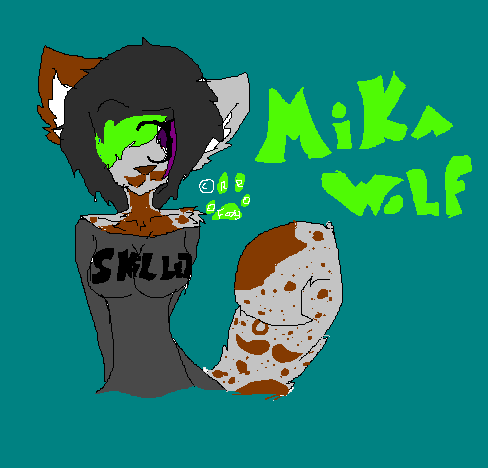 Welcome to the Family, Mika! ^u^ by Sh4rk-K1ng