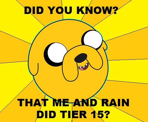 Tier 15 Meme by ArtisteAl on DeviantArt