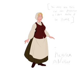 Agneta no bg by NewSea-ANother
