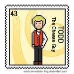 T7S Collectors' Stamp #43