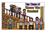 Ten Years of Those '70s Comics!