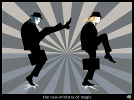 the new ministry of magic - ls