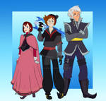 Kh Trio Frozen by Cordovaproduction