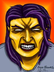 Maximillia Leander Anger Album by Internet-Ninja
