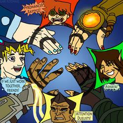 Oath of the Gatewatch by Internet-Ninja