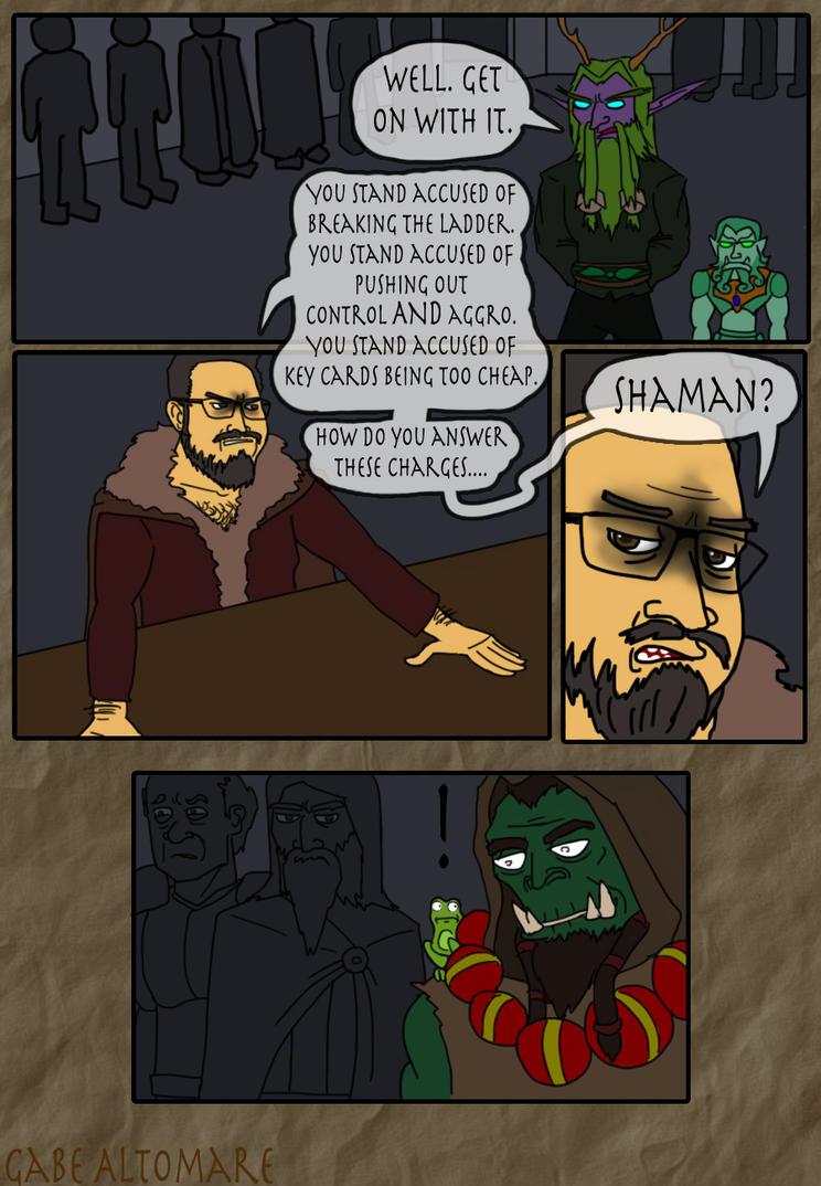 The Game of Nerfs by Internet-Ninja