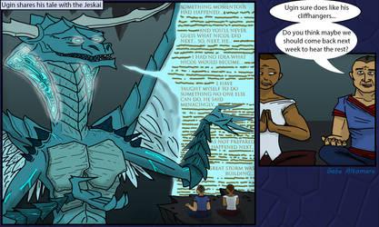 Ugin likes his Clickbait by Internet-Ninja