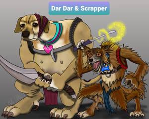 Dar Dar and Scrapper