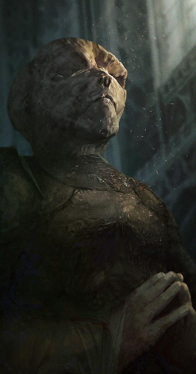 Priest... by Morporg