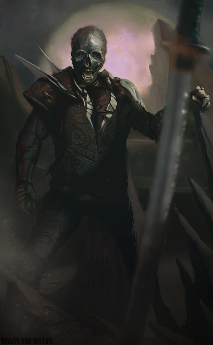 Skullman by Morporg