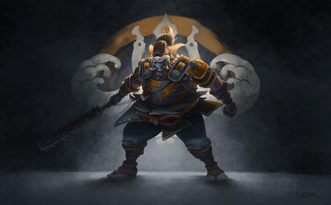 For Honor - Shugoki by Arturbs