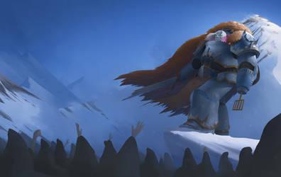 Warhammer 40k - Karl the Deranged