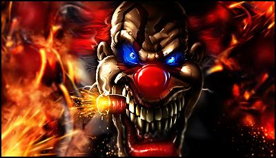 Signature Clown by Ellanna-Graph