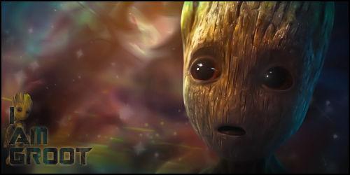 Signature Baby Groot